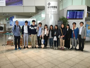 NPT再検討会議 第1準備委員会① 高校生派遣団、ウィーンへ!