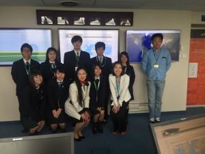 NPT再検討会議 第1準備委員会④高校生派遣団,ウィーン3日目。
