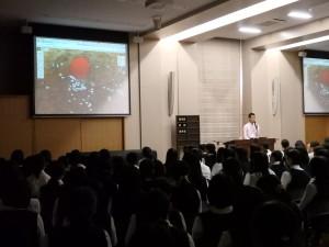 高2 PS アーカイブ講演会 首都大学東京 渡邉英徳先生