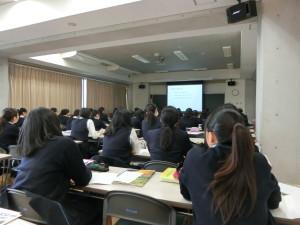 大学の先生方による模擬講義