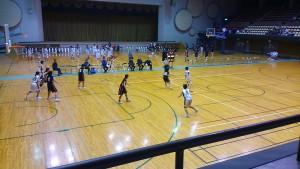 高校バスケットボール部 第62回 中国高等学校バスケットボール選手権大会 広島県大会