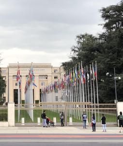 NPT再検討会議 第2回準備委員会 高校生派遣②