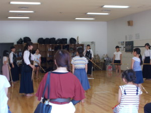 中学新聞部より 「おさんぽ☆女学院」が開催されました!