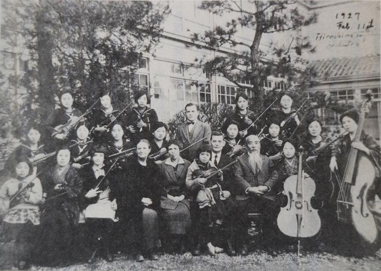 初期の上幟町校舎