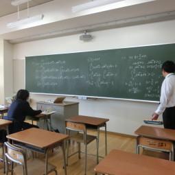 今日の女学院  1月27日(水)