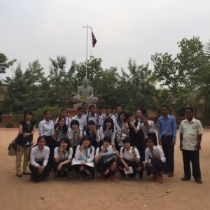 カンボジア二日目